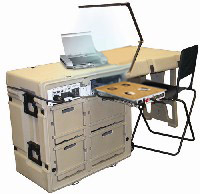 Tactical Office: Providing your power, computing and workspace needs in the field.