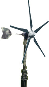 Tactical Wind Turbines